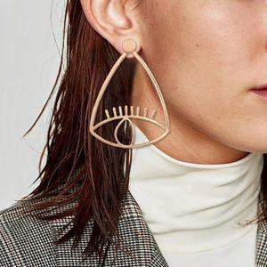 The eye Earrings